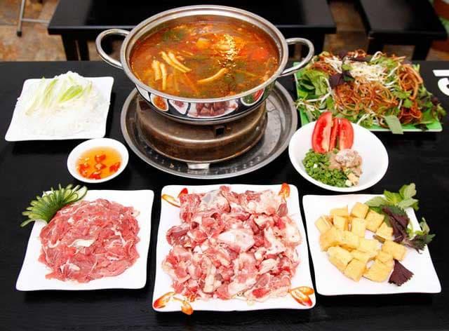 các món ngon từ thịt bò 1
