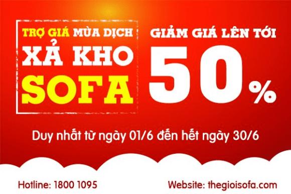 Thế giới sofa, sofa nhập khẩu, sofa giá rẻ
