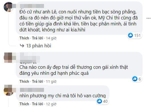 Quang Lê và con nuôi  5