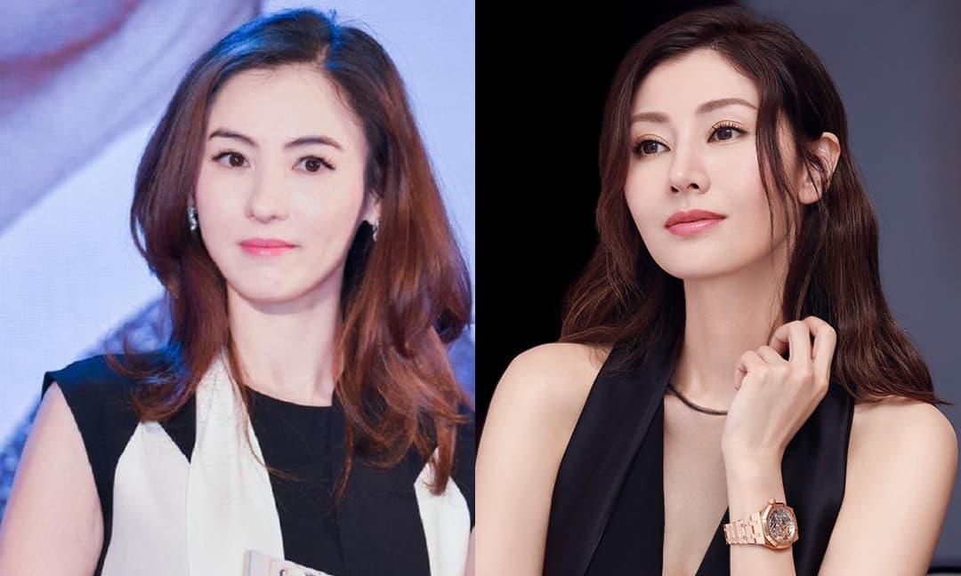 Cũng là mỹ nhân hàng đầu Hồng Kông, sau nhiều năm một người trở thành 'bà hoàng', một người lại dính đủ loại tai tiếng