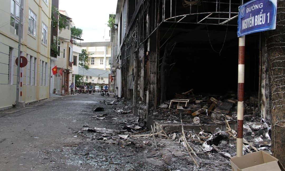 Cháy phòng trà 6 người tử vong: Danh tính 6 nạn nhân và nguyên nhân ban đầu