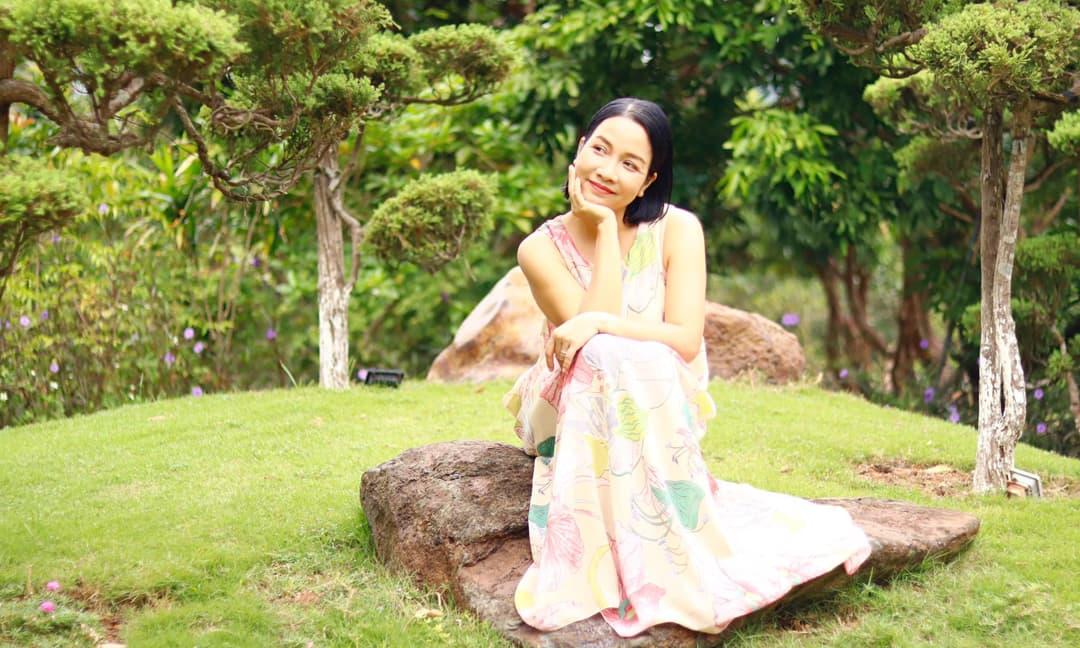 Diva Mỹ Linh tiết lộ việc thất nghiệp và cuộc sống gia đình thay đổi vào mùa dịch Covid-19