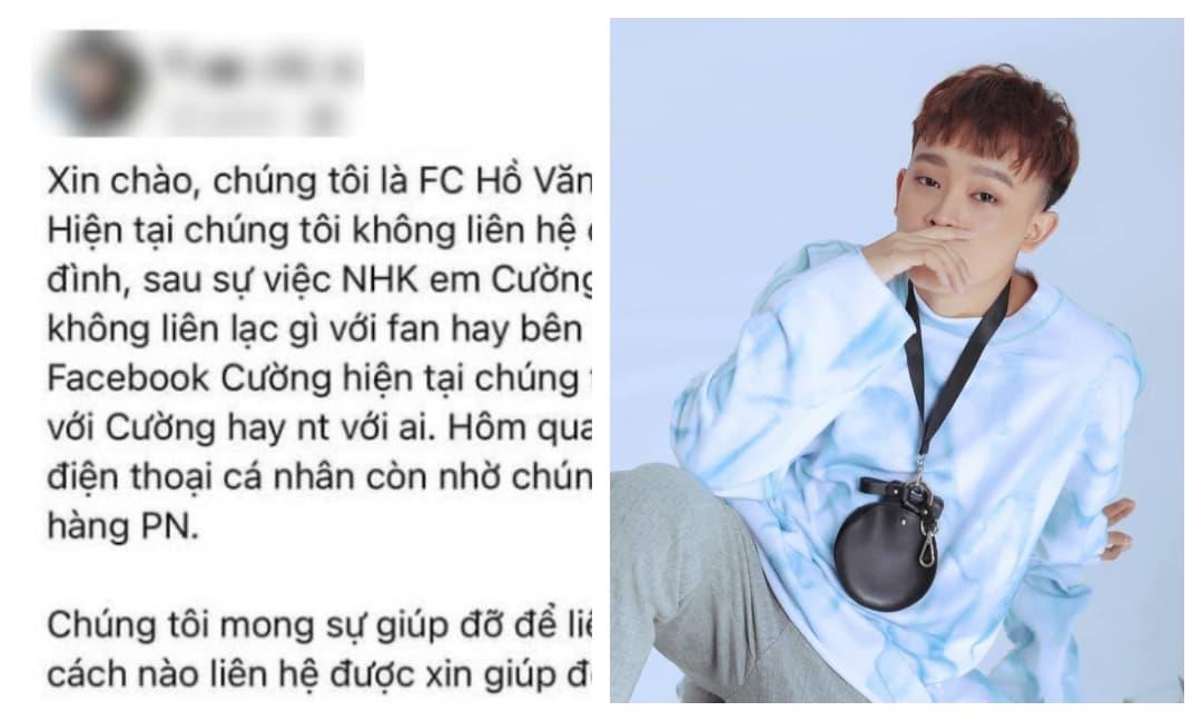 Thực hư chuyện Hồ Văn Cường bị tước quyền sử dụng điện thoại