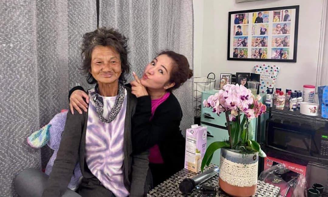 Danh hài Thúy Nga tiết lộ về 'khả năng đặc biệt' của ca sĩ Kim Ngân