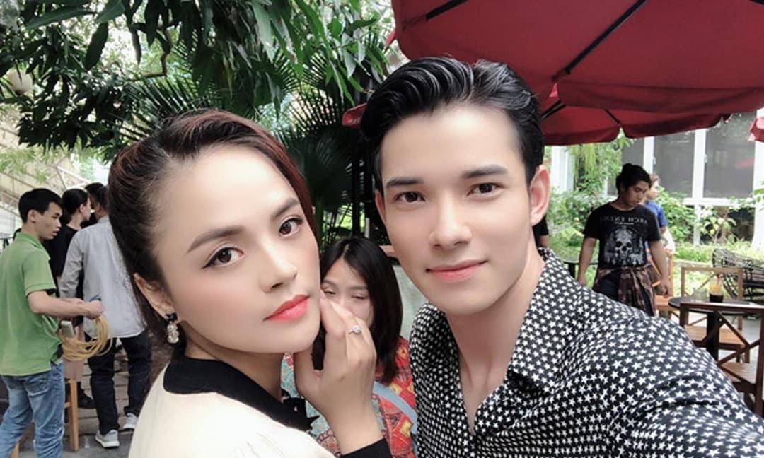 Hé lộ chân dung em trai Thu Quỳnh trong 'Hương vị tình thân': Điển trai, người yêu Nam Anh