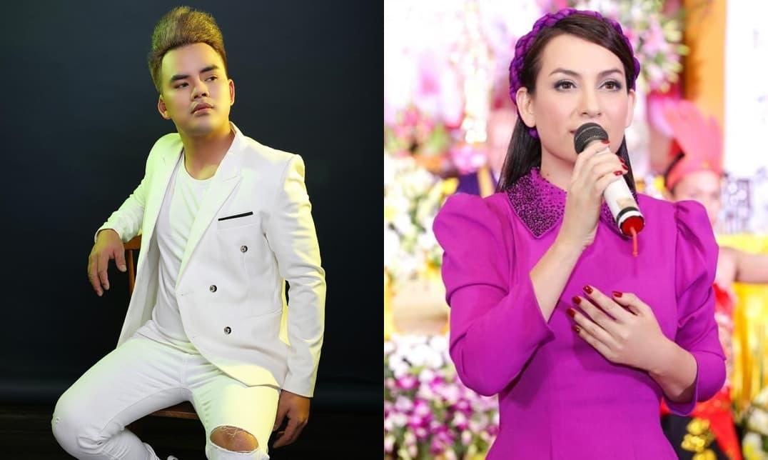 Phía Phi Nhung tung bằng chứng tố Lưu Chấn Long vu khống chuyện đi hát ở chùa với mức cát-xê 'cắt cổ'