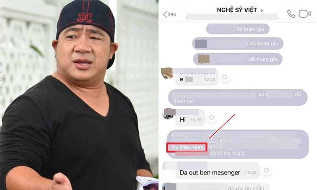 Lùm xùm tham gia nhóm 'Nghệ sĩ Việt', Hiếu Hiền lên tiếng: 'Tôi chưa bao giờ lập bè phái chơi xấu ai, vì bản thân tôi cũng chẳng có gì tốt'
