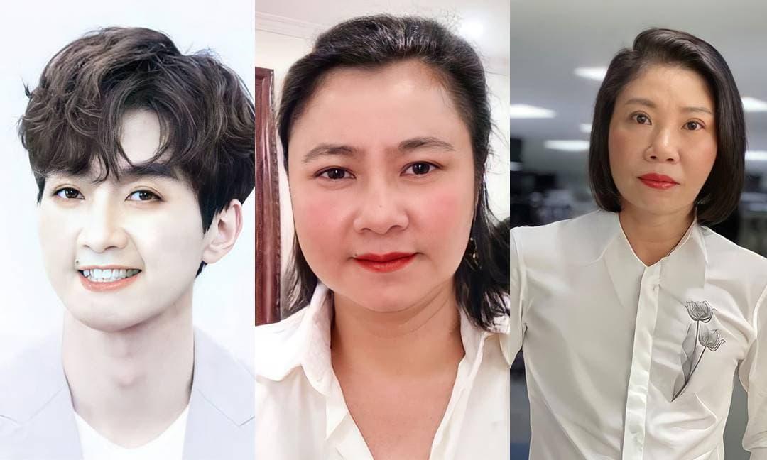Diễn viên hài Vân Dung 'lầy lội' bắt chước Trấn Thành khi photoshop dàn Táo quân khiến dân mạng bật cười