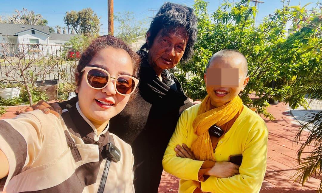 Giúp đỡ cựu ca sĩ Kim Ngân nhưng Thúy Nga lại bị hại