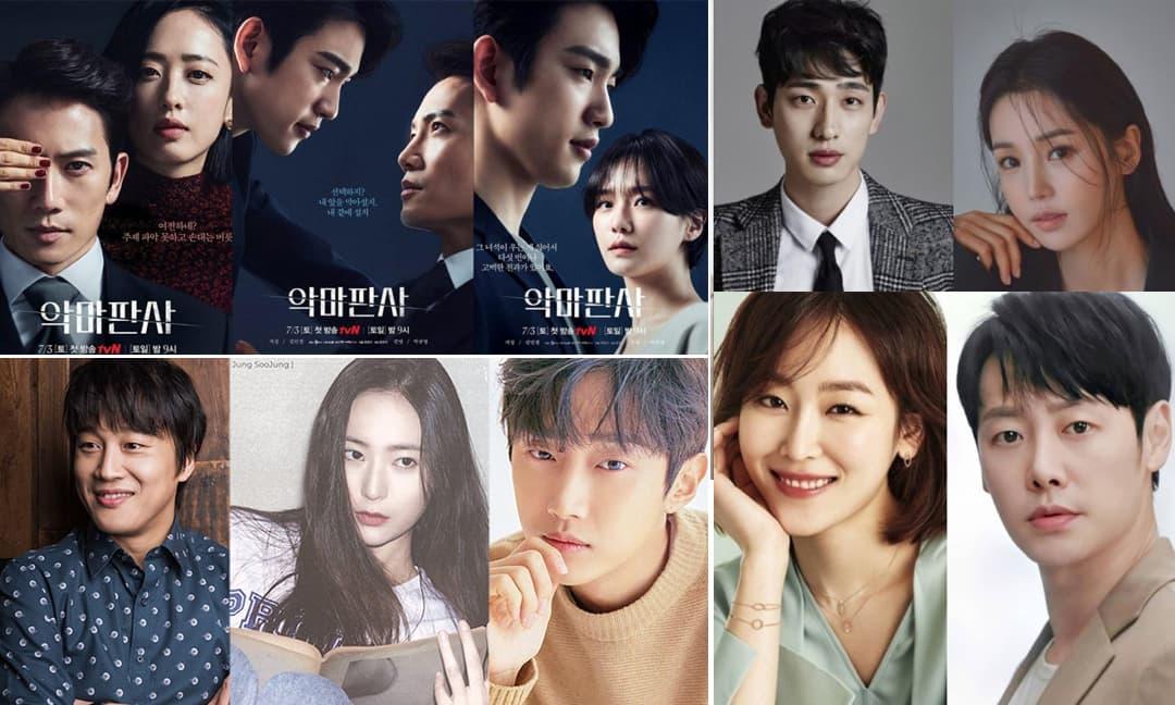 4 bộ phim truyền hình Hàn Quốc mới nhất sẽ phát sóng vào tháng 7