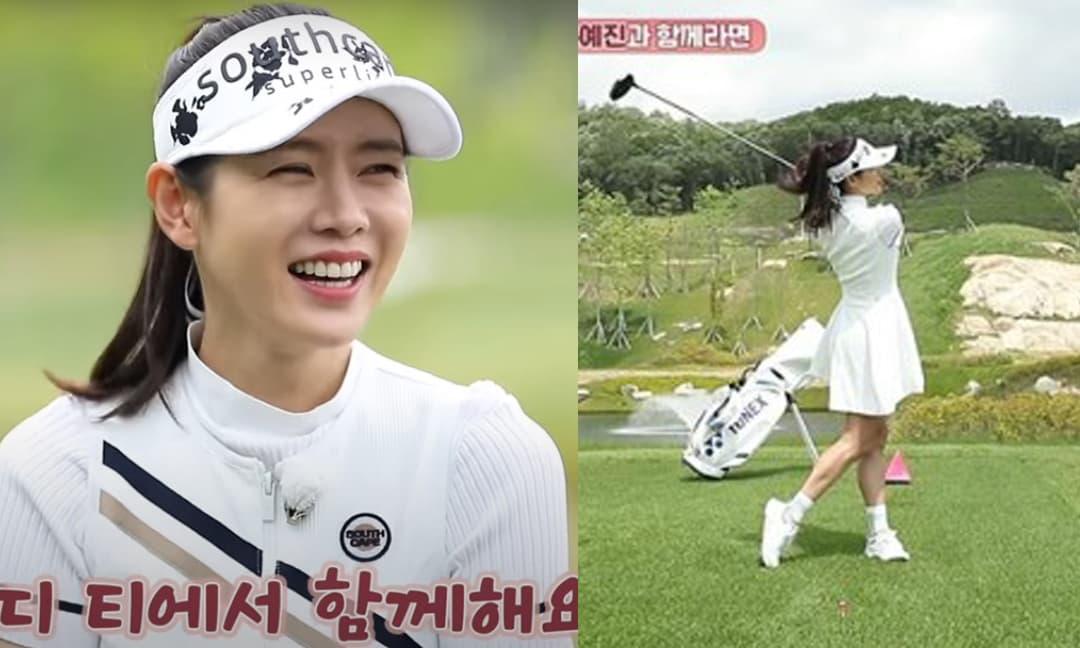 Son Ye Jin khoe dáng trên sân golf, thì ra đây là hình ảnh đã khiến Hyun Bin 'xin chết'