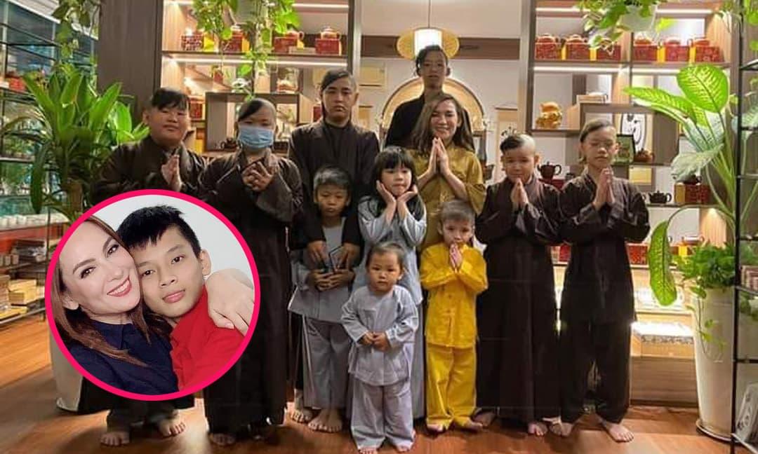 Con nuôi của Phi Nhung nhắn nhủ và động viên đầy tình cảm đến mẹ sau loạt lùm xùm