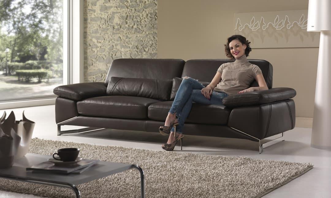 Sofa da bò Ý, sofa da Satis, thế giới sofa