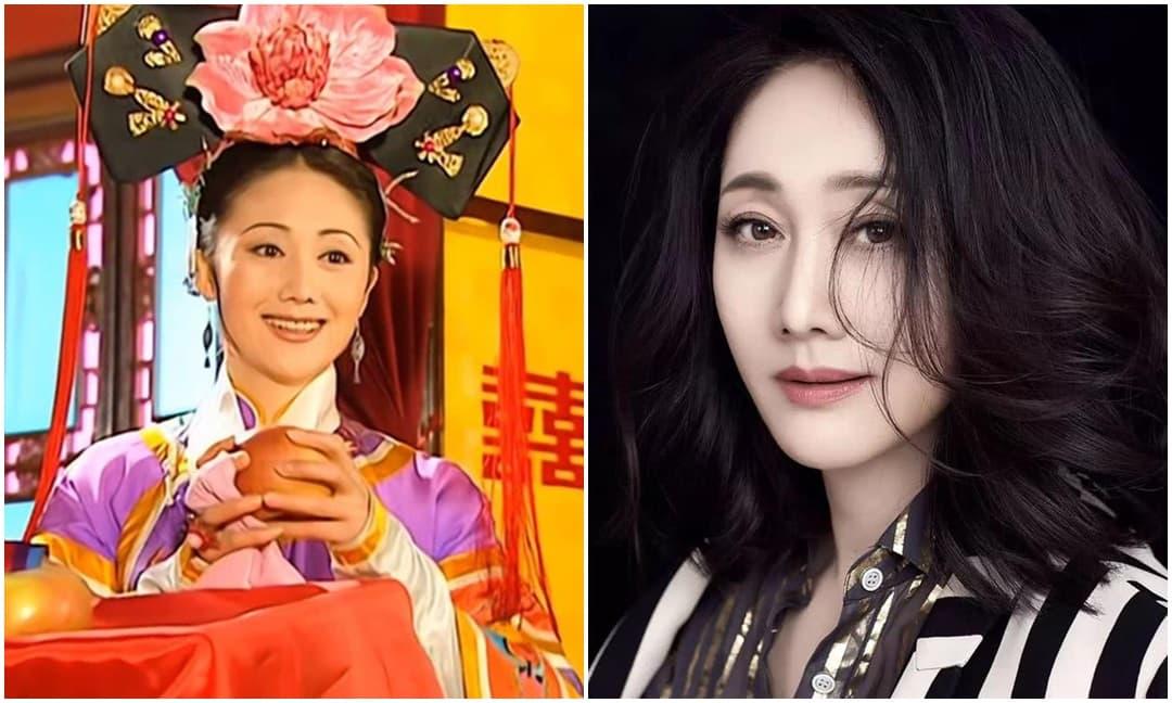 Có ai còn nhớ Lệnh phi ở Hoàn Châu Cách cách? Nữ thần hồi đó hóa ra đã bị Quỳnh Dao lừa đóng phim