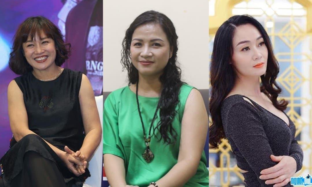 Đường tình của ba bà mẹ bá đạo trong 'Hương vị tình thân': Ai hơn ai?