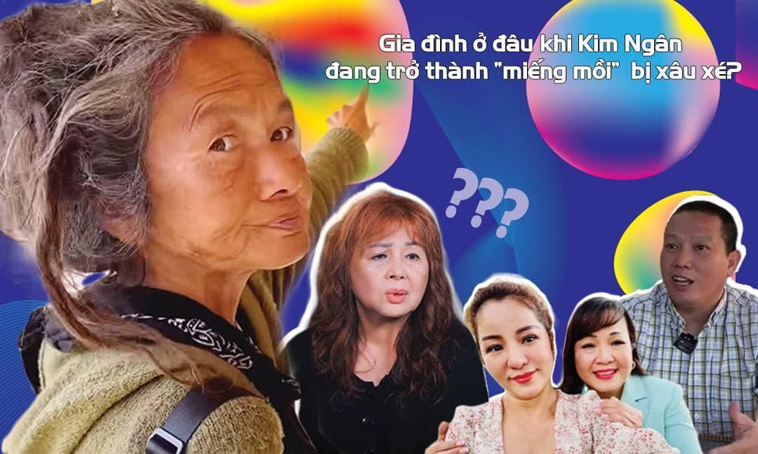 Showbiz Việt mỗi tuần: Gia đình ở đâu khi Kim Ngân đang trở thành 'miếng mồi' bị xâu xé?