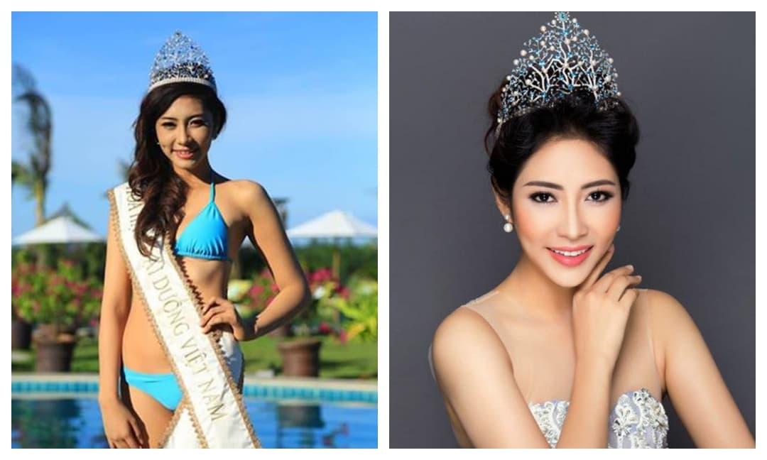 Hoa hậu Đại dương Đặng Thu Thảo thừa nhận mình xấu khi mới đăng quang, tiết lộ có phẫu thuật điểm này