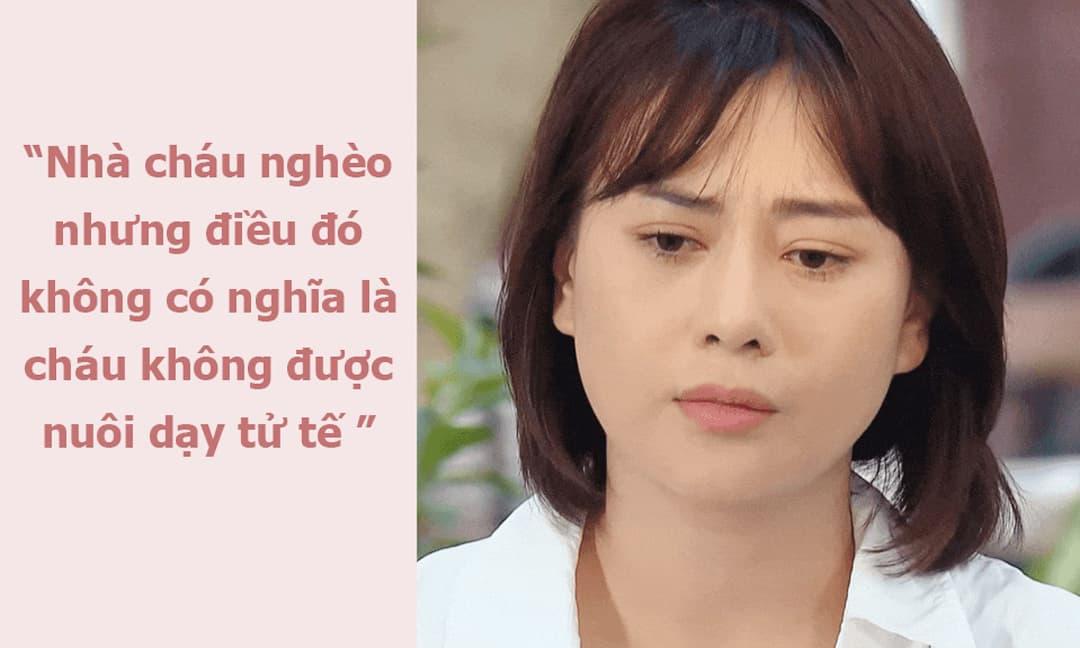 Những phát ngôn 'chất như nước cất' của Nam trong 'Hương vị tình thân'