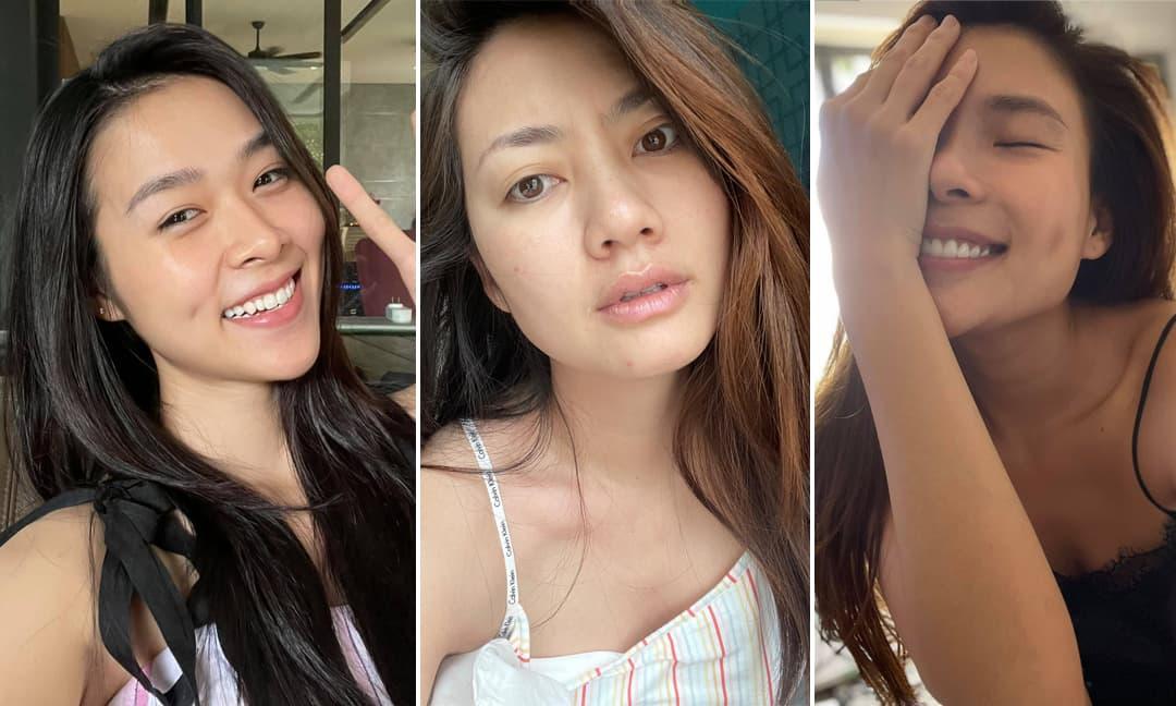 Loạt mỹ nhân Việt rủ nhau khoe mặt mộc: Ai đẹp nhất?