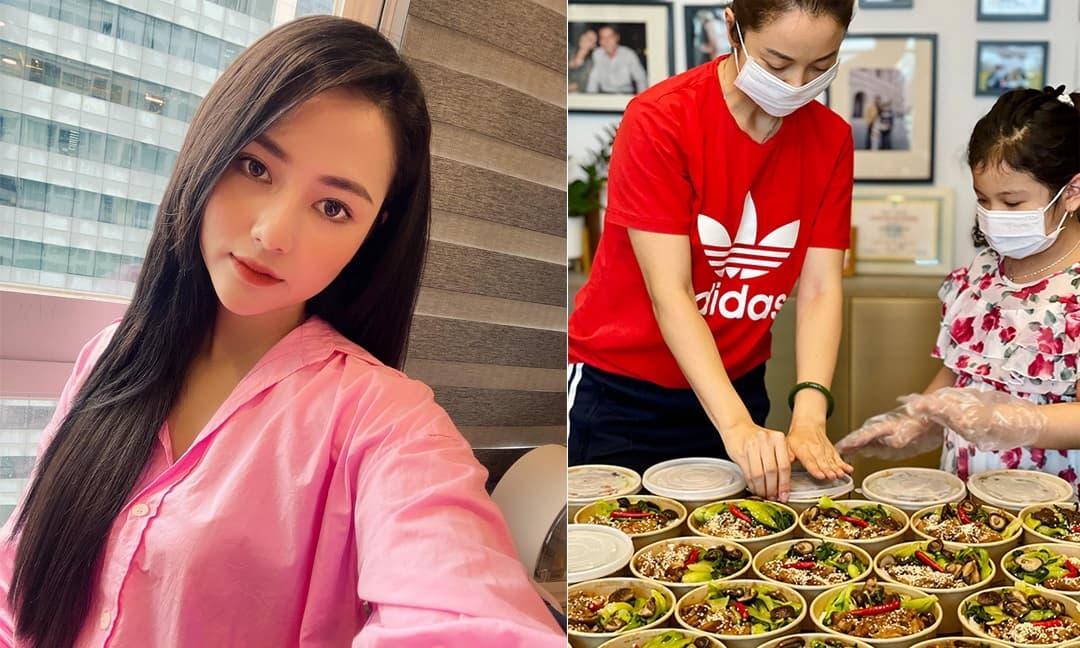 Sao Việt 28/7: Việt Hoa bị ghét vì vào vai vợ sắp cưới của shark Long 'Hương vị tình thân'; Jennifer Phạm và con gái làm cơm gửi lực lượng tuyến đầu ở CDC Hà Nội