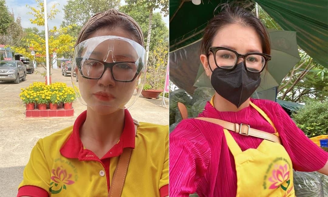 Trang Trần lên tiếng khi bị đồn đem xe rau củ từ thiện đi bán để lấy tiền bỏ túi riêng