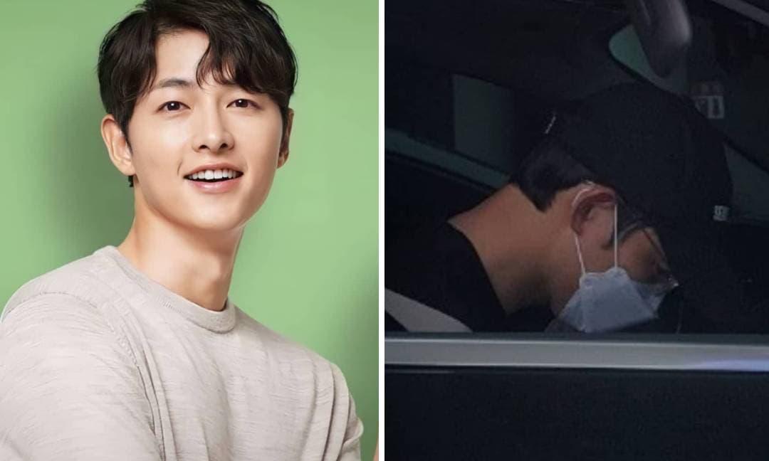 Song Joong Ki lặng lẽ lộ diện sau thời gian cách ly vì COVID-19