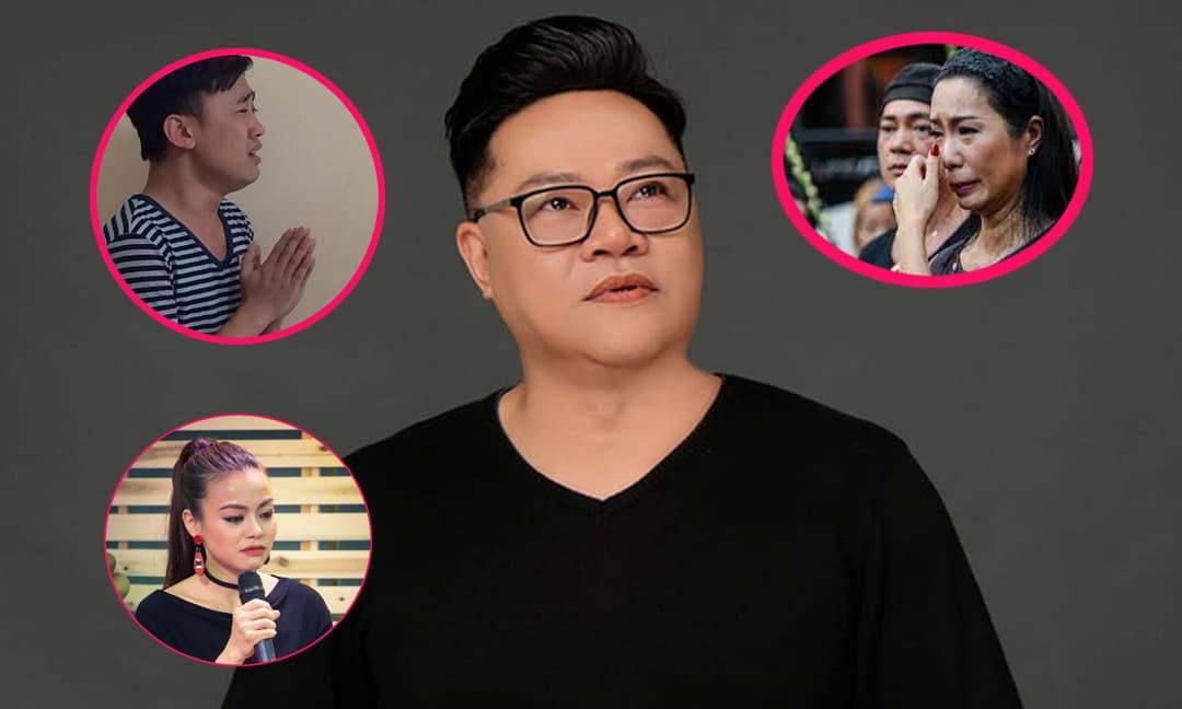Hé lộ nguyên nhân ca sĩ Phi Hải qua đời, dàn sao Việt nghẹn ngào tiếc thương