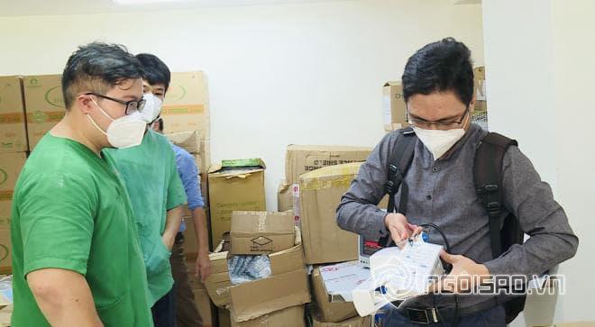 Doanh nhân Đào Ái Nhi, Từ thiện, Bệnh viện dã chiến số 6