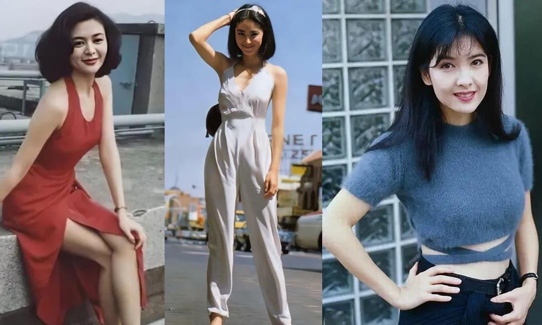 Các cựu ngôi sao Hong Kong và Đài Loan thực sự rất thời trang và sành điệu từ những năm 1995