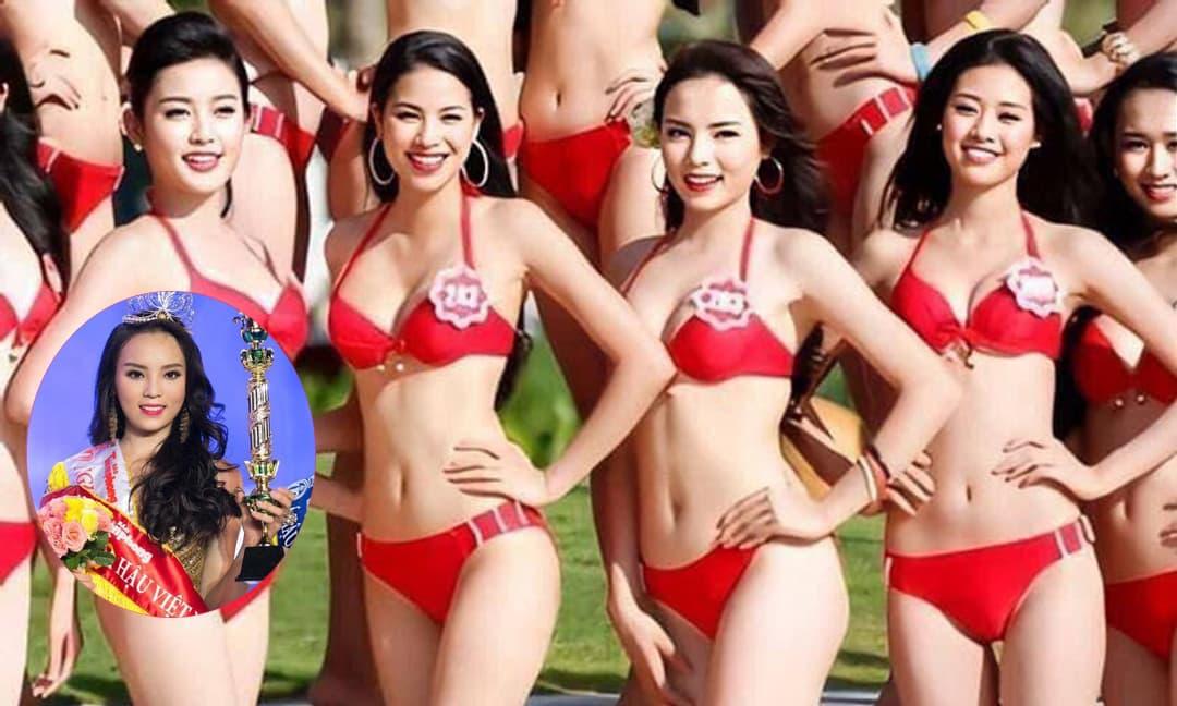 Hoa hậu Phạm Hương, Khánh Vân từng 'bất bại' trước Kỳ Duyên