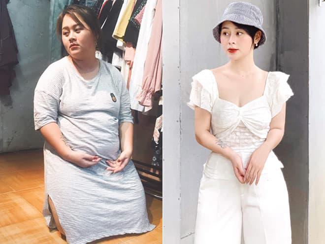 hotgirl giảm cân 11