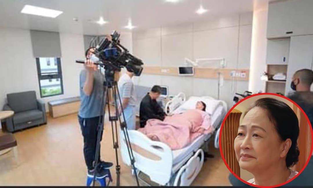Hương vị tình thân: Hé lộ cảnh bà Dần nằm viện sau khi con dâu cầu xin 'Hãy để cho con trai con được sống'