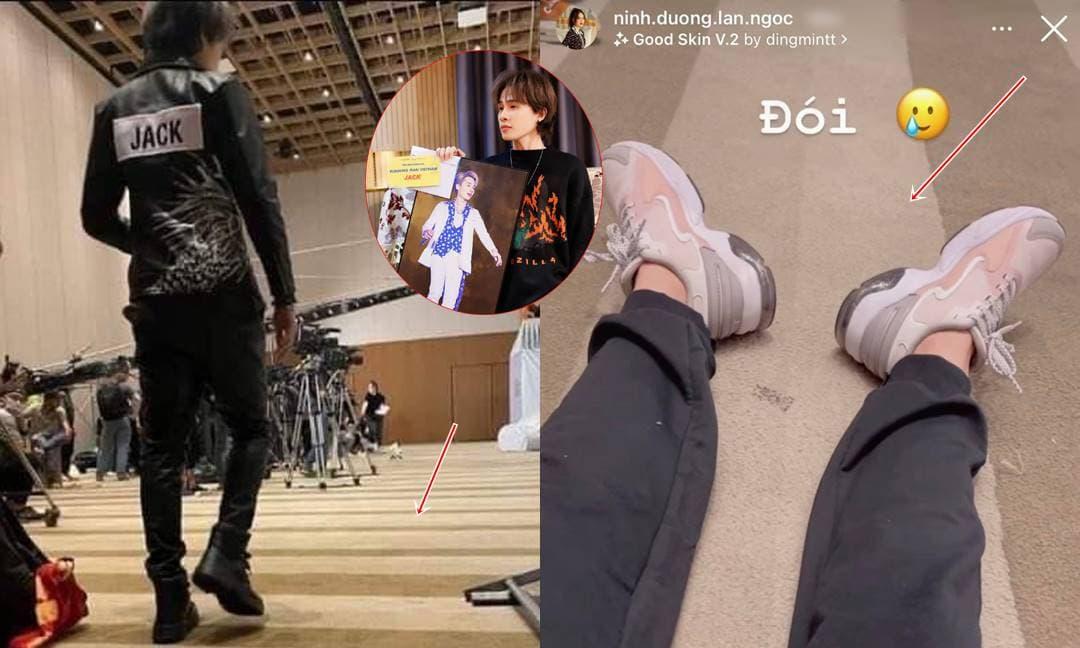 Khán giả xôn xao hình ảnh Jack xuất hiện tại hậu trường Running Man Việt Nam
