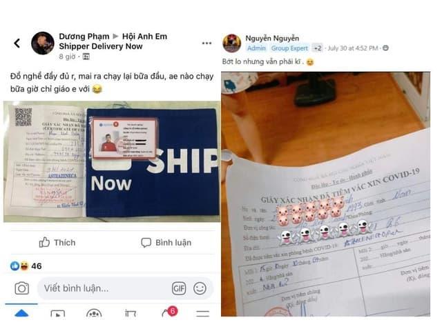 ShopeeFood, Shipper, mùa dịch covid-19