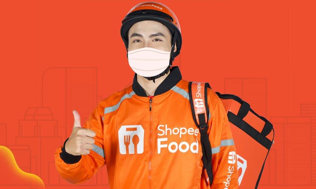ShopeeFood, Shipper mùa dịch