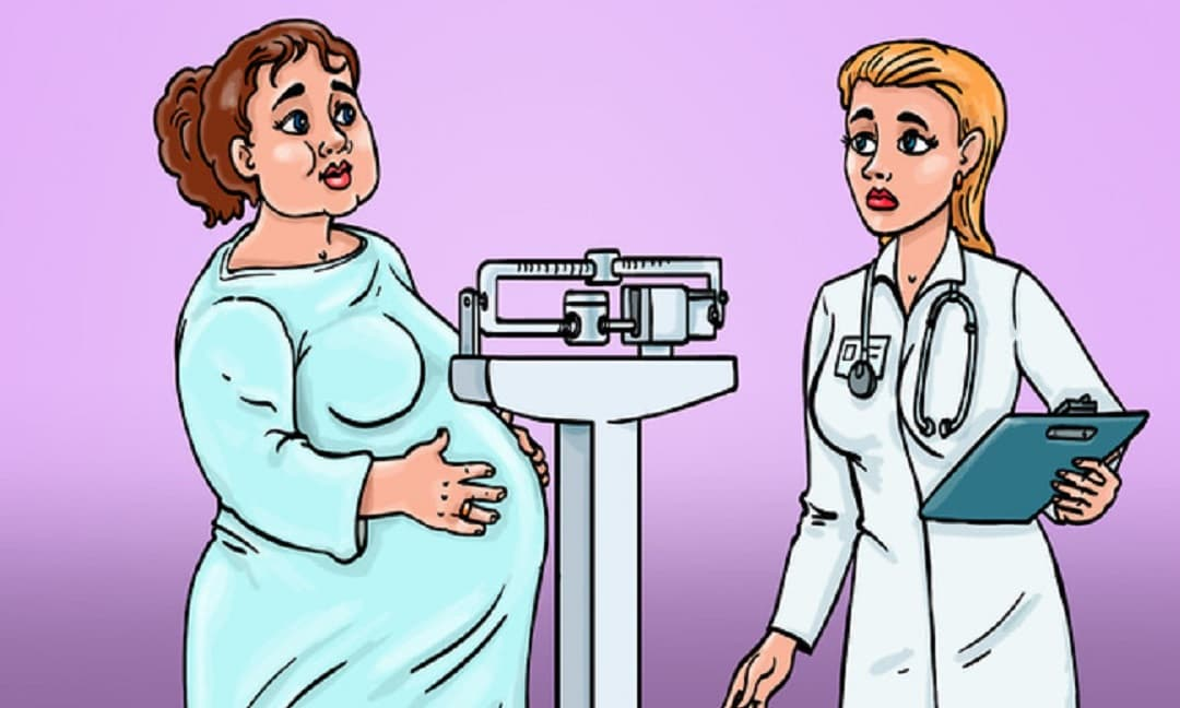 Mẹ bầu tăng bao nhiêu cân là hợp lý? Tăng cân quá ít và quá nhiều có ảnh hưởng đến thai nhi không?