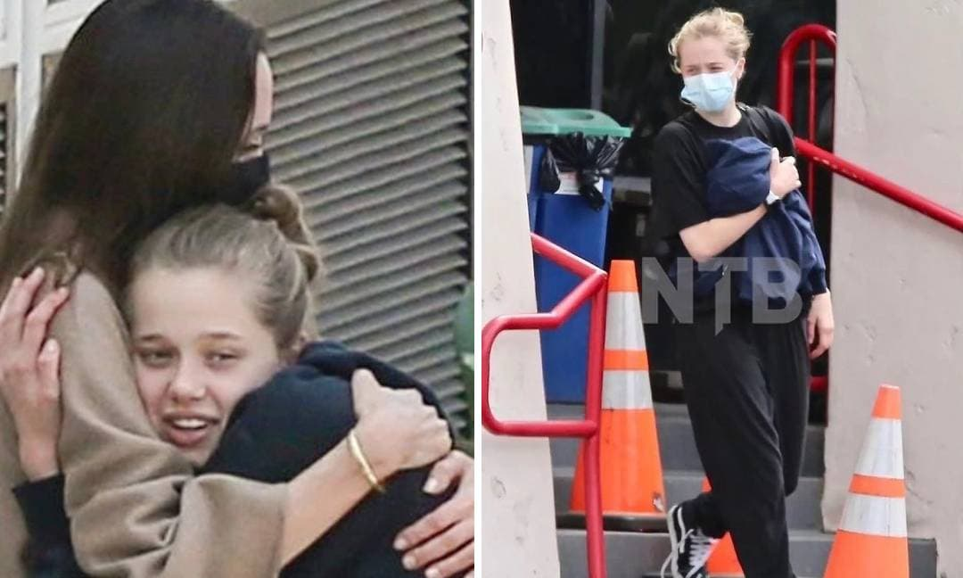 Lột xác sau tin đồn có ý định chuyển giới, con gái ruột của Angelina Jolie bị soi cố tình che giấu điểm này