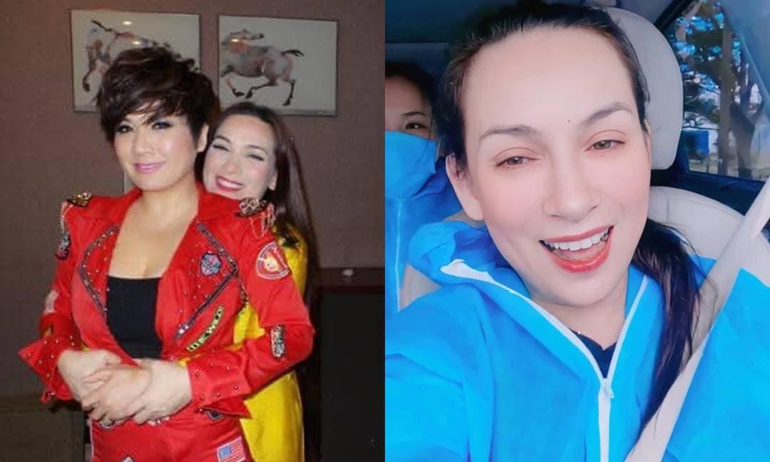 Trizzie Phương Trinh khiến cư dân mạng lo lắng khi nhắn đến Phi Nhung lúc nửa đêm: 'Em không được bỏ cuộc nhé'