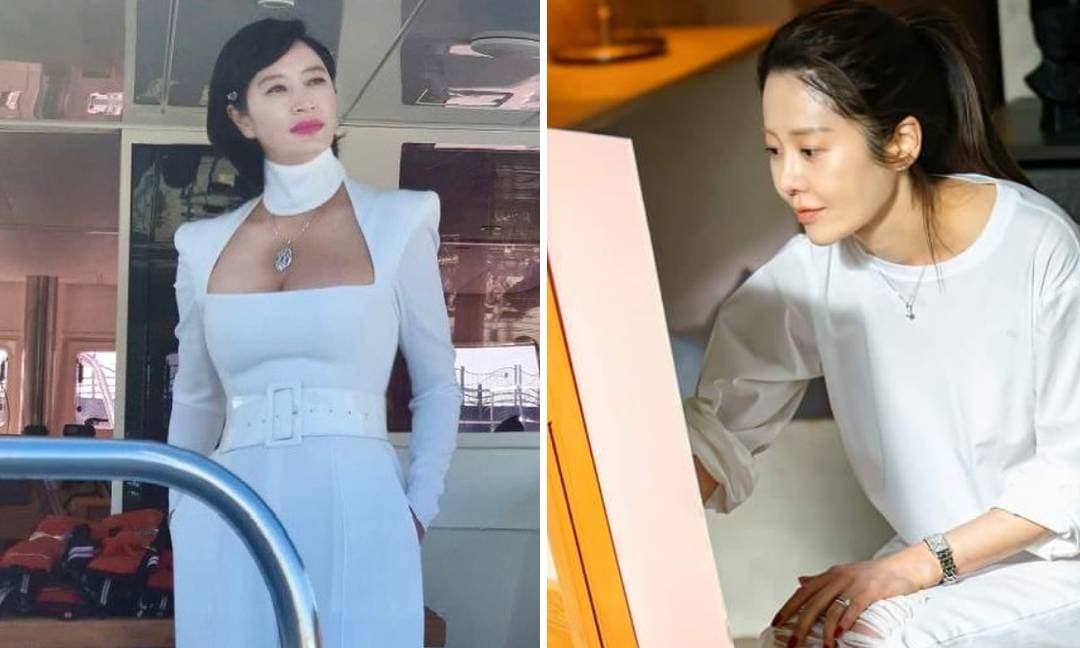 Đặt lên bàn cân 2 mỹ nhân tuổi U60: 'Chị đại showbiz Hàn' và 'nàng dâu bị đế chế Samsung ruồng bỏ', ai mới là người đỉnh hơn?