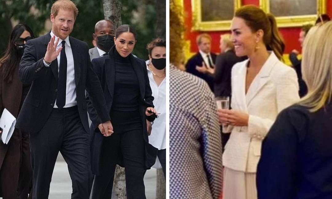 Ấp ủ tham vọng chính trị, Meghan thay đổi phong cách thời trang đối lập hoàn toàn với chị dâu Kate