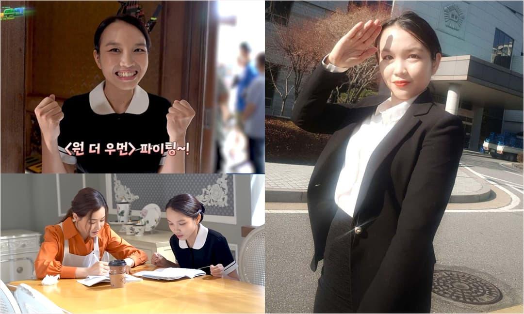 Nữ diễn viên nói tiếng Việt trong phim Hàn đang gây sốt là ai?