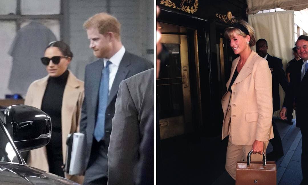 Vợ chồng Meghan và Harry ở khách sạn Công nương Diana yêu thích khi tới New York, giá mỗi đêm lên tới hàng trăm triệu đồng