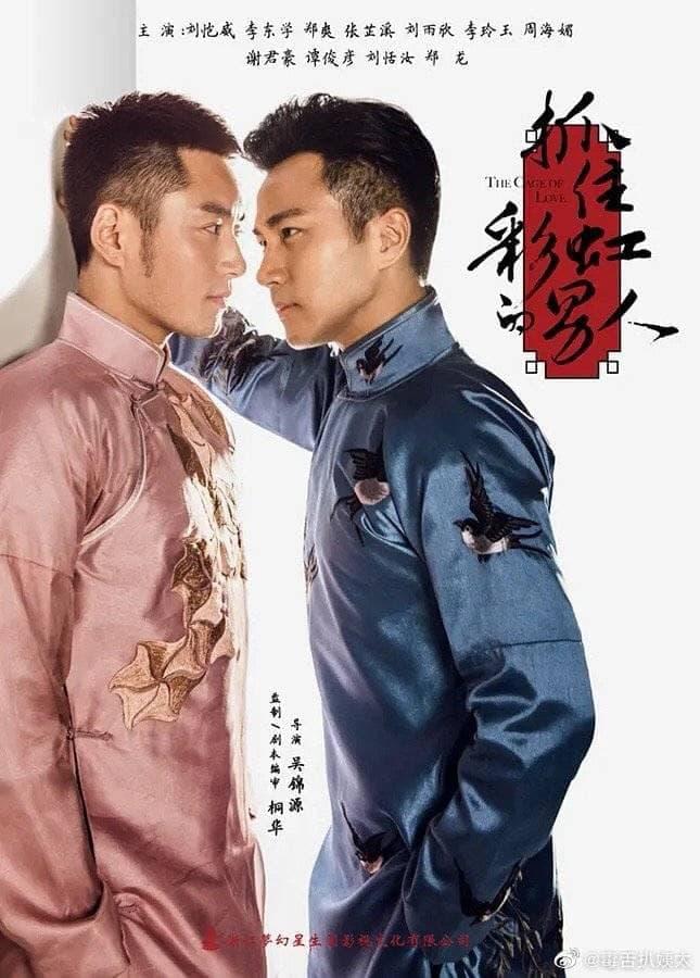 Triệu Vy và Trịnh Sảng bị xóa ảnh, hàng loạt poster phim kinh điển biến thành 'đam mỹ trá hình' 13