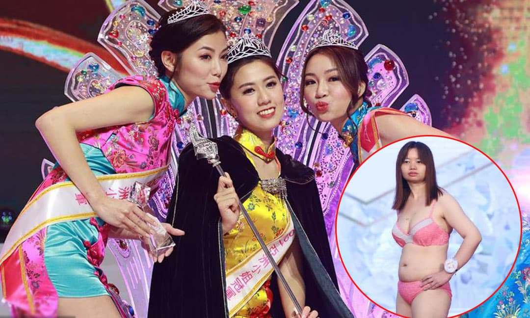 Tân Hoa hậu châu Á 2021 lộ diện nhưng lại bị một thí sinh 'xấu béo' giật spotlight