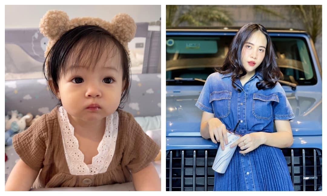 Đàm Thu Trang tiết lộ phản ứng của con gái cưng Suchin khi thấy mẹ lên đồ và trang điểm