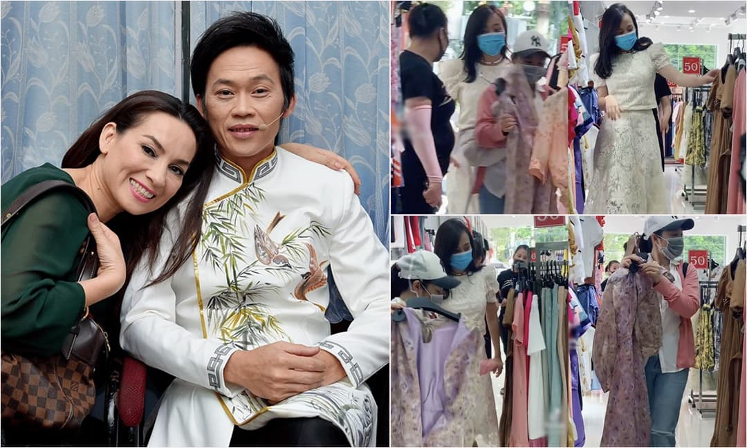 Sao Việt 27/9: Phi Nhung từng hoàn thành ước muốn 'cưới Hoài Linh' ở nơi này; Lộ cảnh Nam 'Hương vị tình thân' đi mua váy bầu?