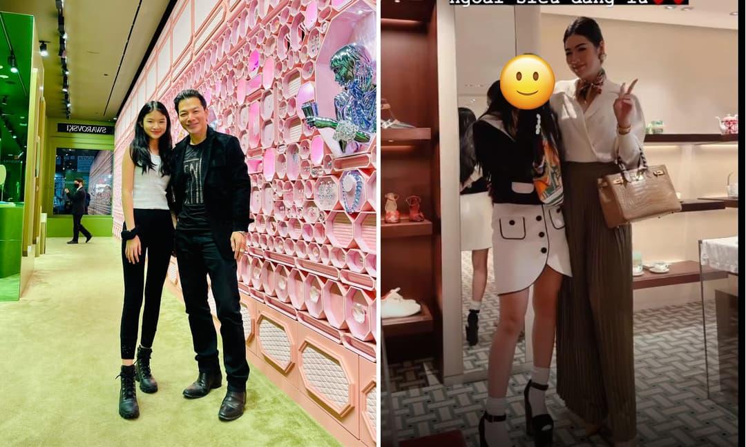 Sao Việt 16/10: Con gái Trương Ngọc Ánh khoe chân dài miên man đi chơi cùng bố; Là Á hậu nhưng Tú Anh phải xin chụp hình với người này vì quá hâm mộ