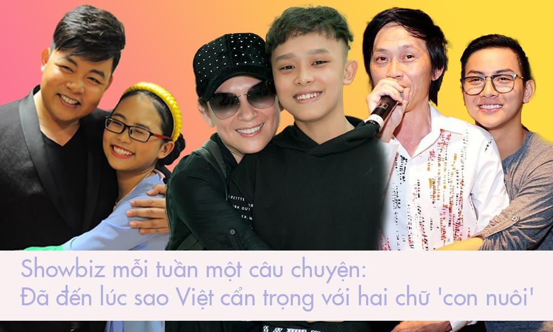 Showbiz tuần: Sau câu chuyện Phi Nhung và Hồ Văn Cường, đã đến lúc sao Việt 'cẩn trọng' với hai chữ 'con nuôi'