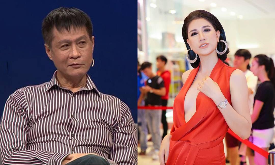 Trang Trần phản ứng cực gắt khi đạo diễn Lê Hoàng gây tranh cãi với phát ngôn con gái bán hàng online thì học vấn thấp