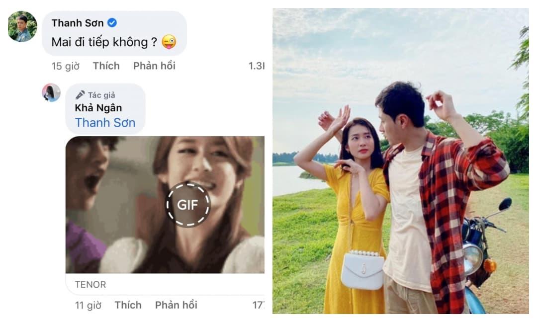 Không chỉ công khai chở Khả Ngân dạo phố Hà Nội, Thanh Sơn còn nhớ nhung đến mức này